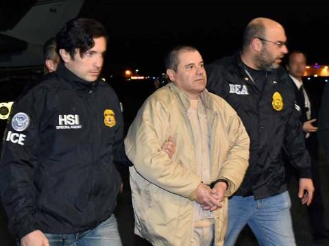 Jurado de 'El Chapo' admite que rompieron reglas del juez