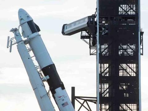 SpaceX y NASA probarán nueva nave para transportar astronautas