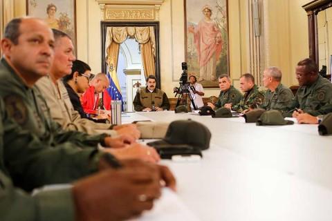 Simulacro en Venezuela para proteger servicios estratégicos