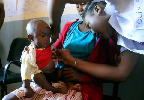 Casos de sarampión se han cuadruplicado en el mundo, alerta OMS