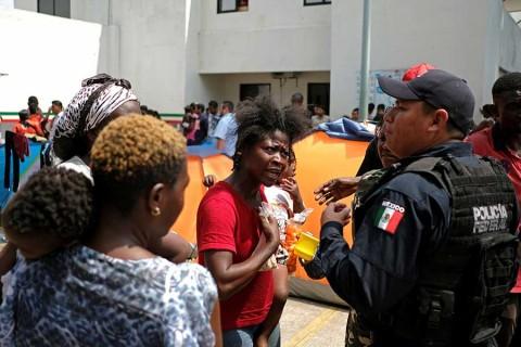 La nueva ruta de los migrantes africanos: llegar a EU vía México