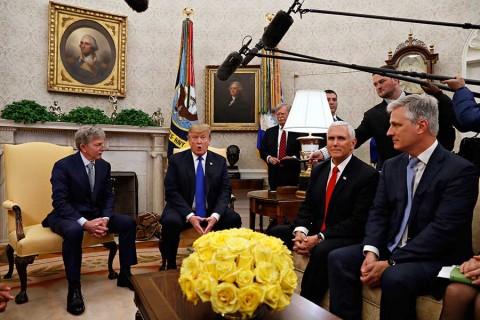 Elige Trump a nuevo asesor de seguridad nacional que sustituirá a John Bolton