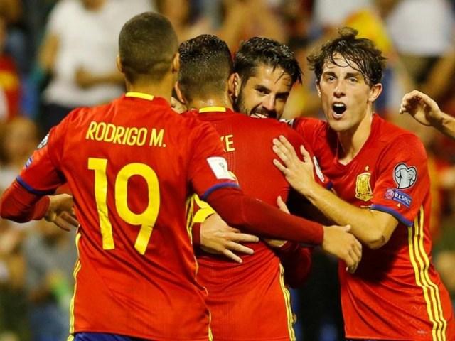 España hace lo suyo y se señala para ir al Mundial