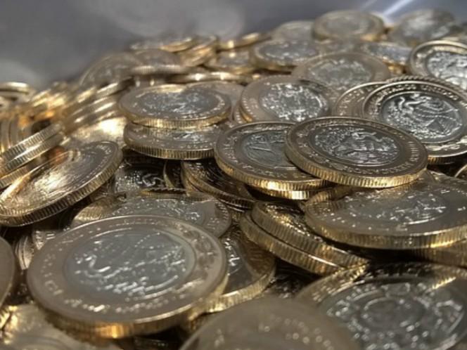 """Las monedas conocidas como """"Nuevos Pesos"""", alcanzan un valor actual de hasta 4,000 pesos entre los coleccionistas. Foto: Pixabay."""