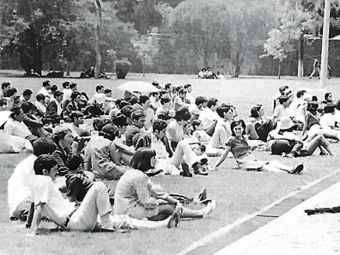 Los estudiantes mantenían su pliego petitorio y exigían un diálogo con autoridades. Fotos: Archivo/ Excélsior