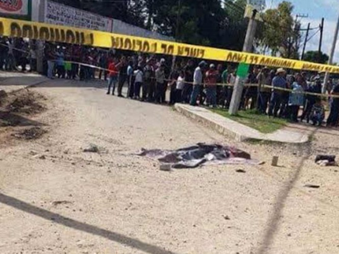 Ahora queman vivos a dos presuntos 'robachicos' en Hidalgo