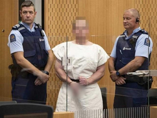 Detenido por matanza en Nueva Zelanda comparece ante tribunal. Foto: AP