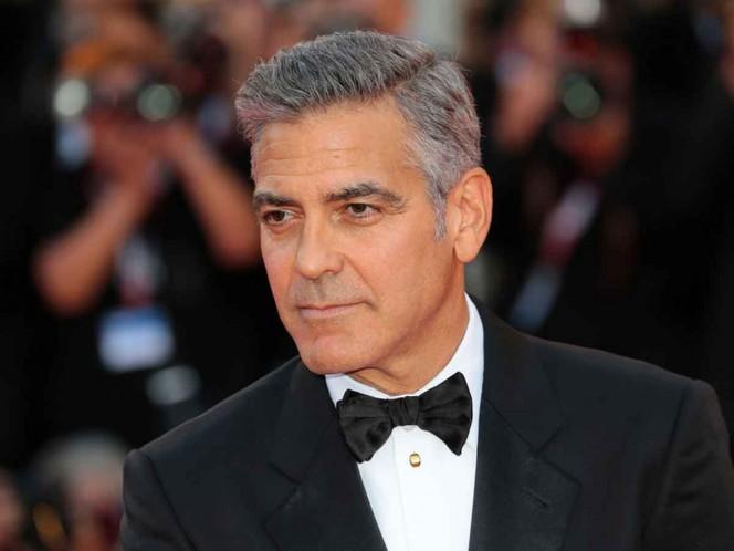 Clooney desaprueba pena de muerte contra gays en Brunei