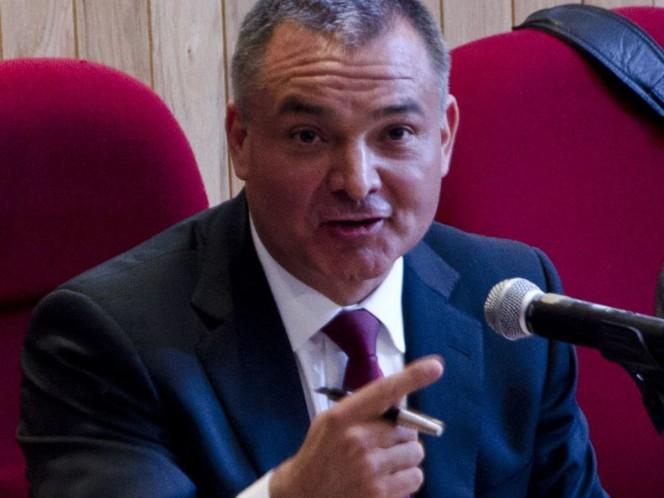 Genaro García Luna, exsecretario de Seguridad Pública Federal, es acusado de delitos de conspiración para traficar drogas y aportar información falsa a una autoridad migratoria.