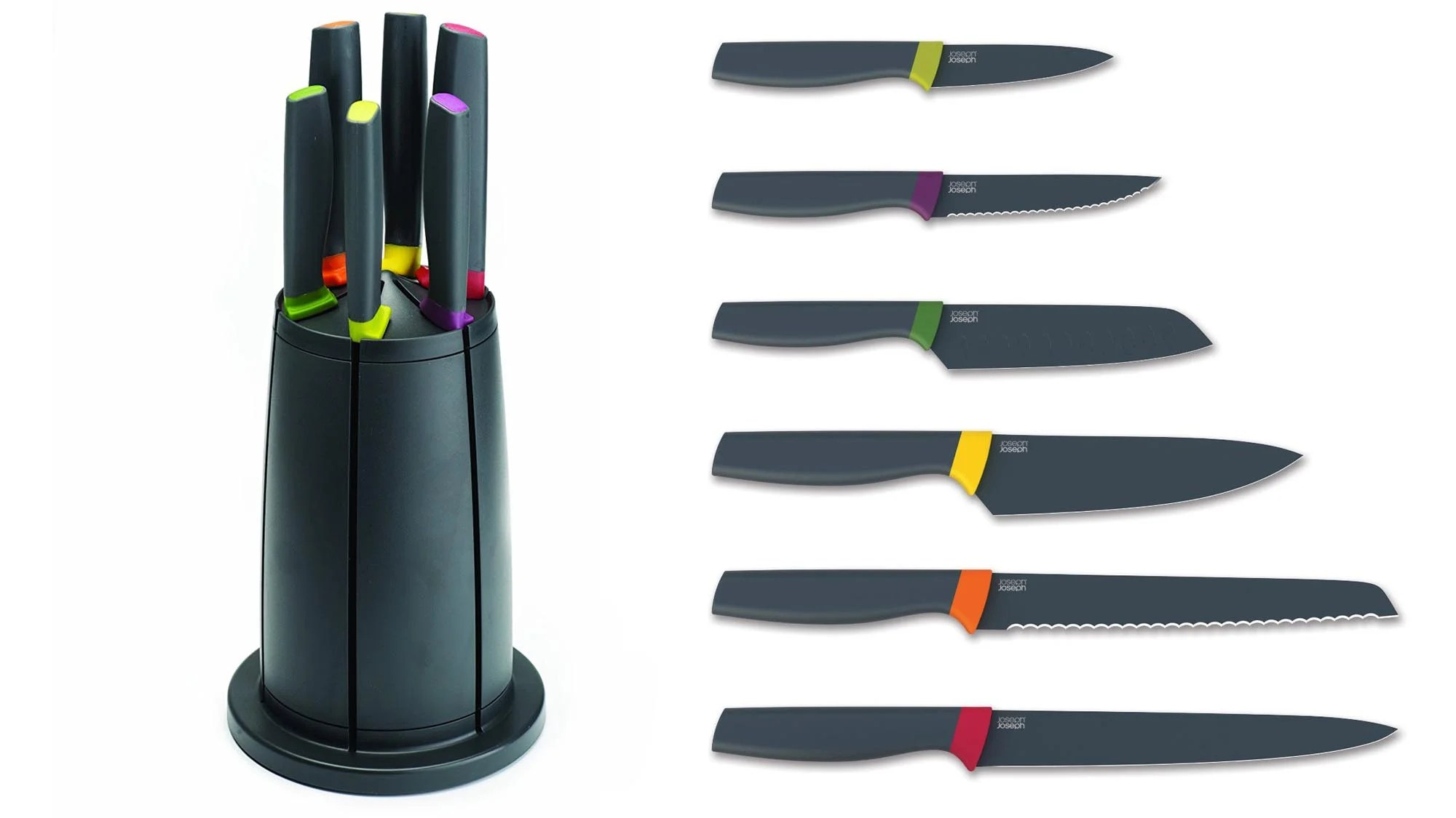 kitchen knives sets islands with chairs best stay sharp the deals on knife most have blades that inevitably touch surface or board when popped down between tasks sending clean freaks into an instant