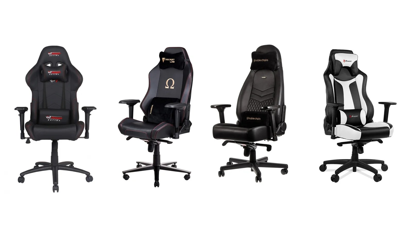 Gamer Computer Chair Best Gaming Chairs 2018 The Best Pc Gaming Chairs You Can