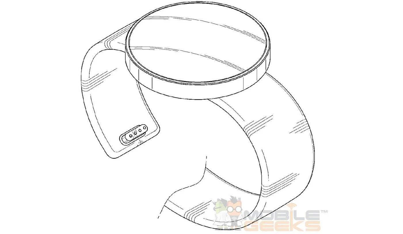 Future Samsung Gear smartwatches could use circular