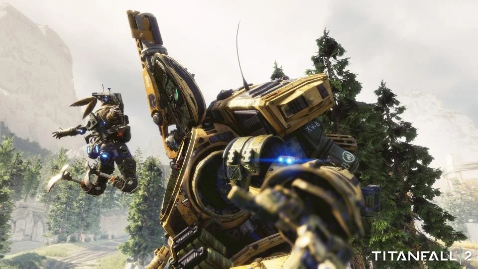 Apex Legends Titanfall Developer Will Reveal New Battle
