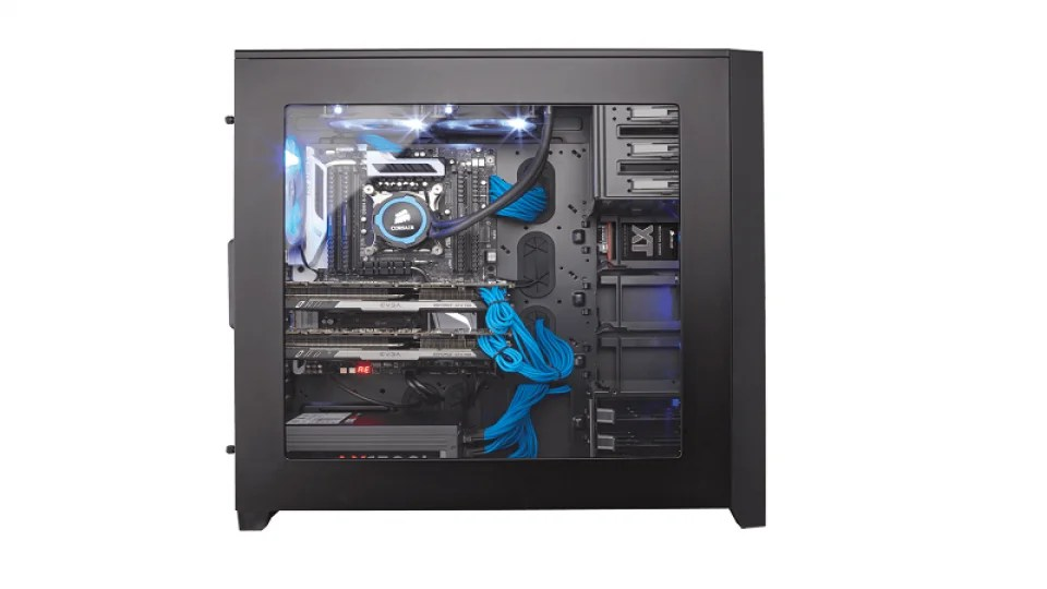 living room friendly pc case 3 piece leather reclining set best cases 2018 build a quiet stylish expert reviews measuring 546mm deep and 560mm high corsair s obsidian 750d isn t the largest we ve reviewed but it close its cavernous internal space will