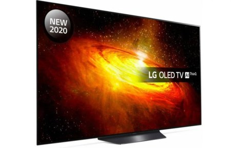LG BX OLED TV: A 4K OLED that's ready for the PS5 and Xbox Series X – and for under £1,000
