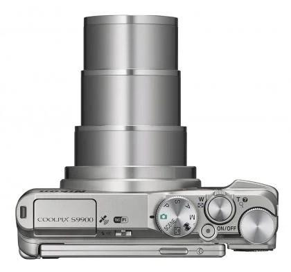 Nikon S9900 top