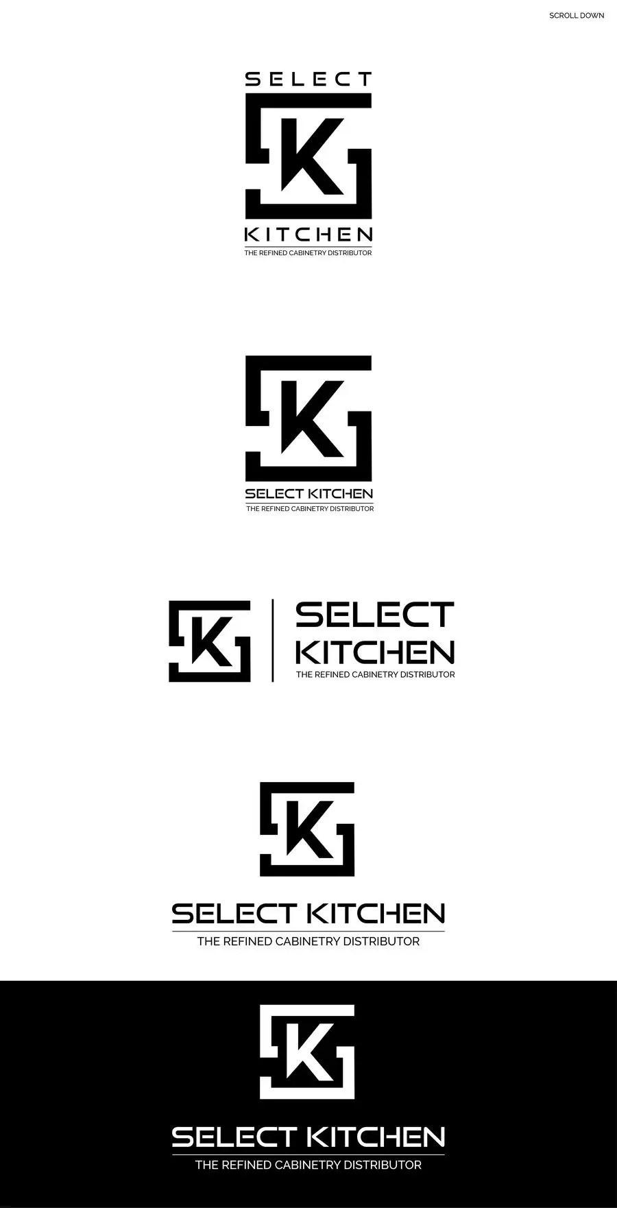 kitchen cabinet company wall decorations entry 182 by pankajjhp for logo design contest
