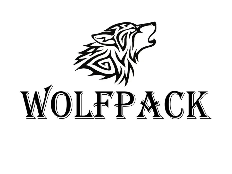 List of Synonyms and Antonyms of the Word: wolfpack logo