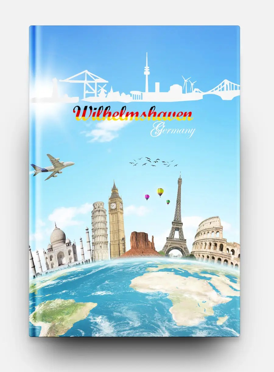 Entry 8 by Kuzmanovic for eBook Travel Guide Cover Design  iPad format 1024x768 px  Freelancer