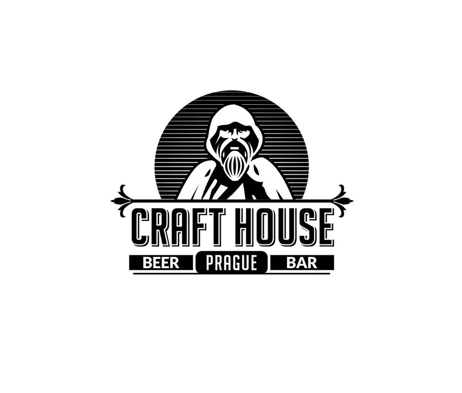 Entry 36 By Zvercat27 For Design A Logo For Craft Beer Bar In Prague Craft House Freelancer