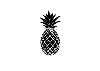 Entry #13 by erwantonggalek for pineapple outline drawing Freelancer