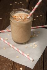 Feasting not Fasting Banana Smoothie