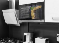 Kitchen TV: Smart Touchscreen Device with Android