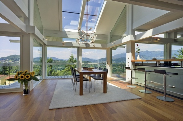 Homes At A Fourth Generation Green Technology & Innovation