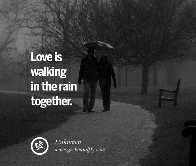 Love Quotes For Her In Rain Iyume Love Is Mater