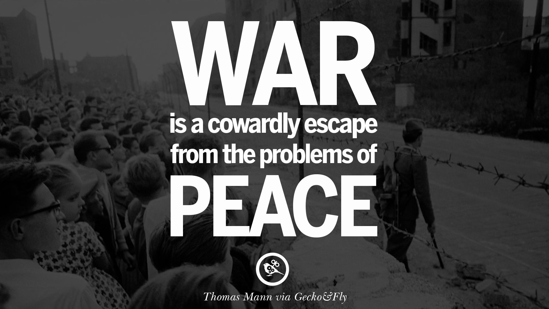 Peace Quotes Famous War And Peace Quotes Picture
