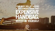 Motivational Quotes Reasons Stay Healthy And Exercise