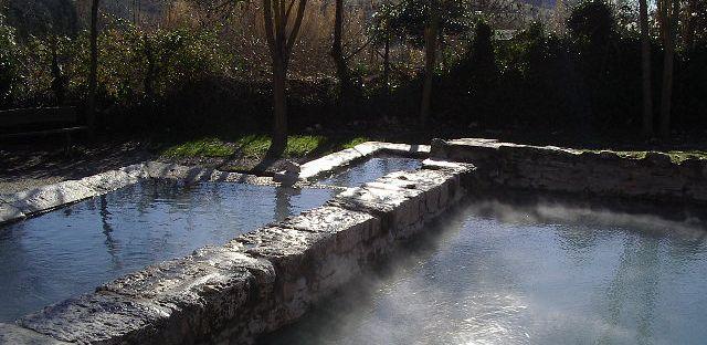 Terme libere di San Casciano ai Bagni  GoGoTerme