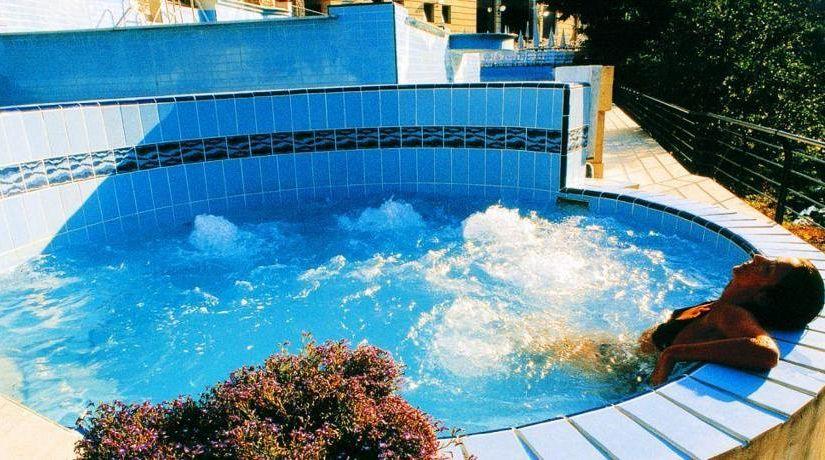 Stabilimento Grand Hotel Pigna Antiche Terme  Terme di Pigna  GoGoTerme
