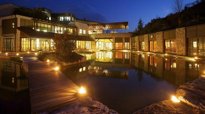Adler Thermae Spa e Relax Resort  Terme di Bagno Vignoni  GoGoTerme