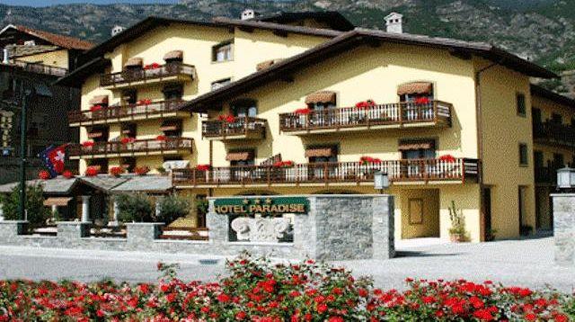Paradise Hotel e Wellness  Terme di St Vincent  GoGoTerme