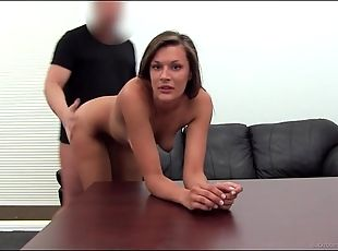 Casting Mom Audition Czech Interview Indian GrannyFucks Me