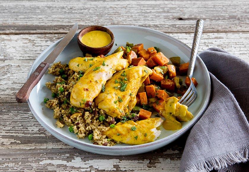 Green Chef Tandoori Chicken