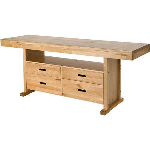 "84"" x 26"" Heavy Duty Workbench"
