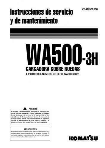 Documento manual operacion wa500 cargador de ruedas