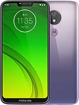 Motorola Moto G7 Power XT1955-6 Firmware