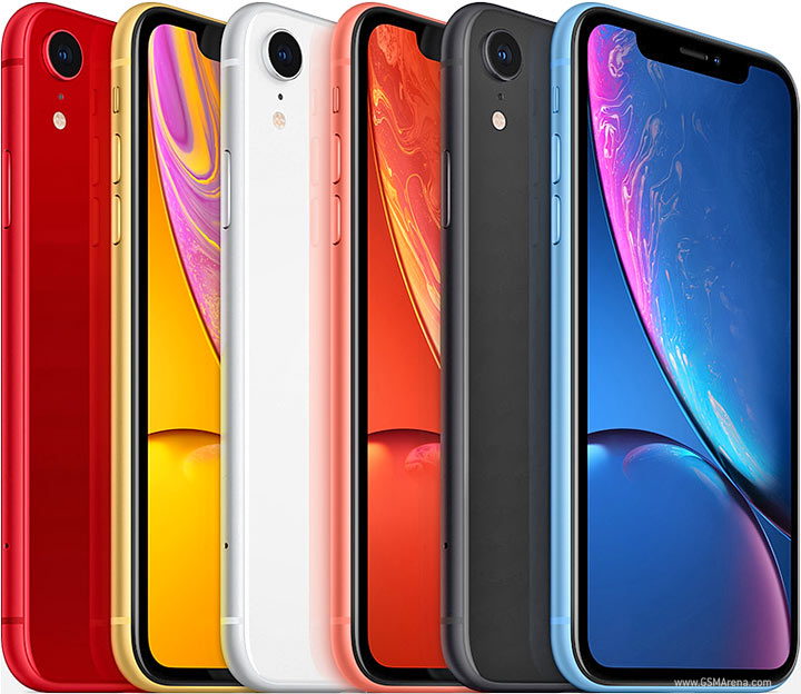 Apple iPhone XR pictures official photos