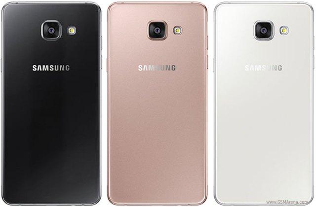Samsung Galaxy A5 (2016) 3 Цвета