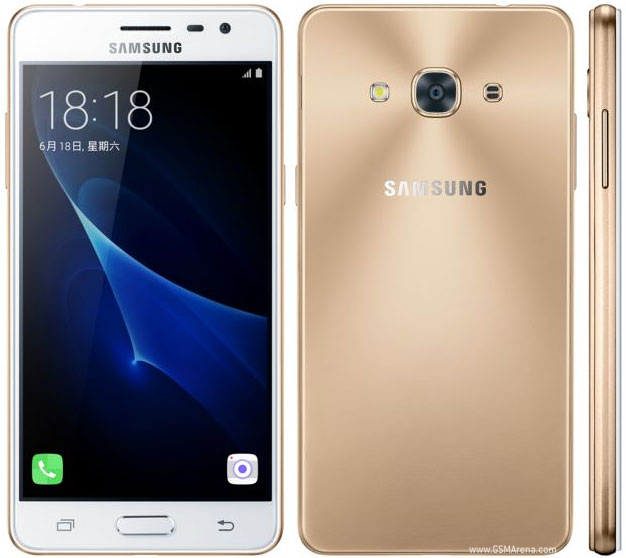 Samsung Galaxy J3 Pro pictures official photos