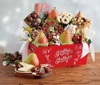 Christmas Gift Baskets, Fruit & Christmas Gift Delivery ...