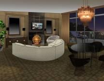 Beverly Hilton Hotel Suites