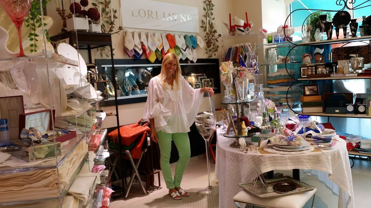 Lori Jayne In Palm Beach A Monogramming Heaven And The