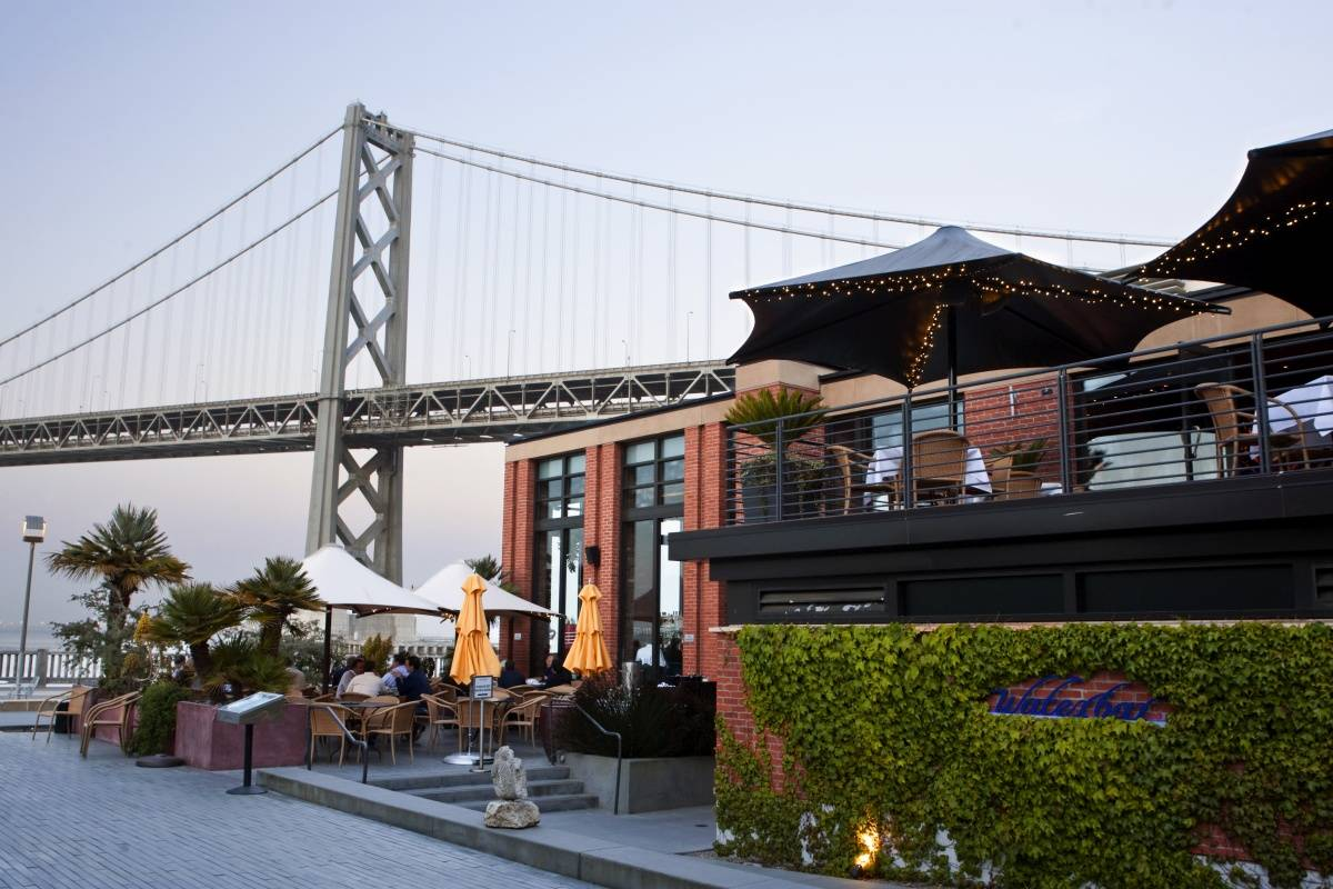 Best Seafood Places San Francisco
