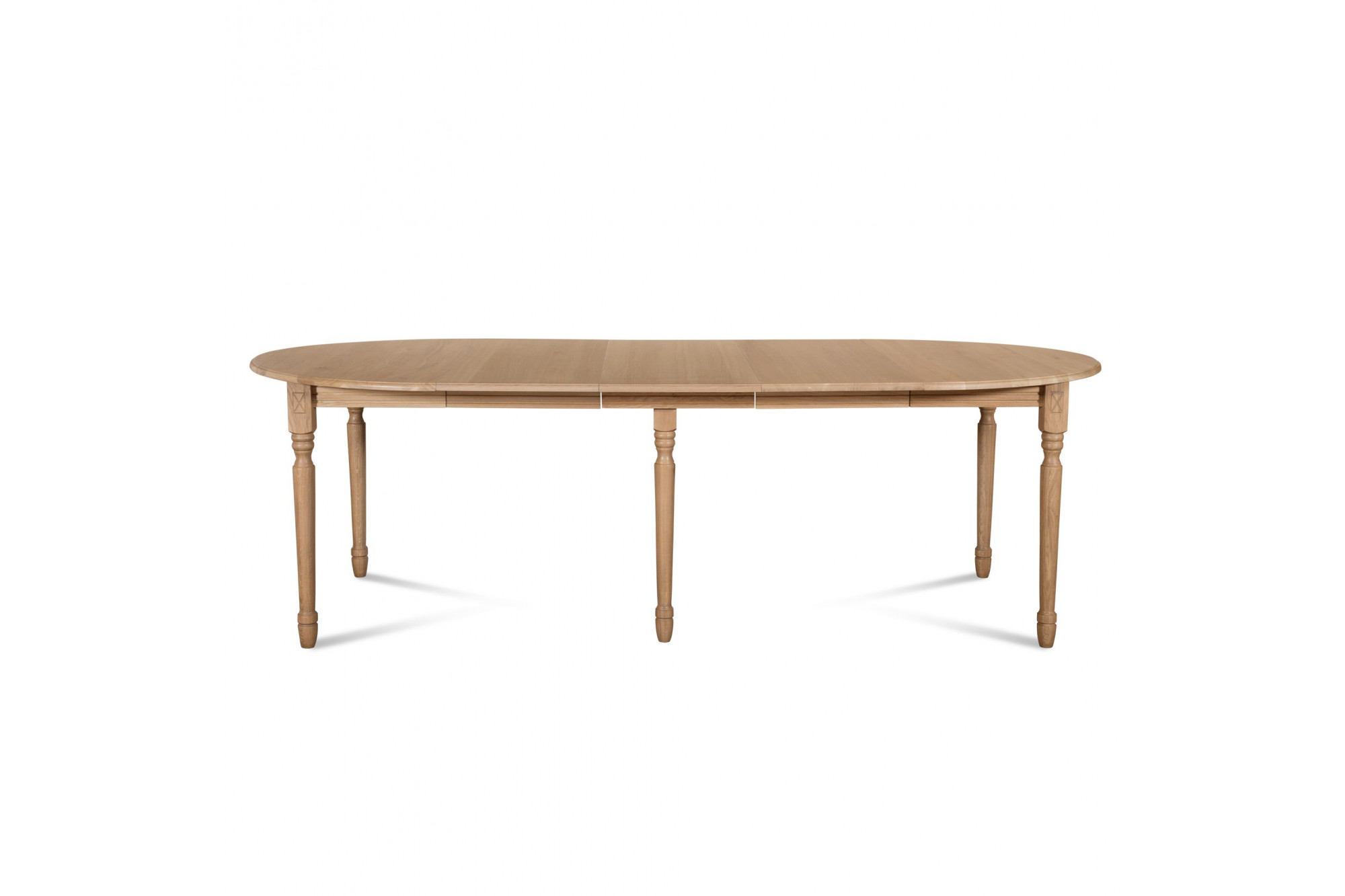 table ronde extensible victoria capacite 12 pers hellin
