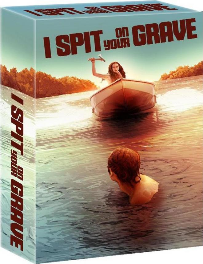 I Spit On Your Grave Deja Vu : grave, Grave, Ronin, Special, Edition, Blu-ray, Review, Digest
