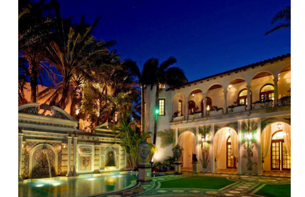 Gianni Versaces Old South Beach Home Is Selling for 125 Million Photos Inside  Home of Hip